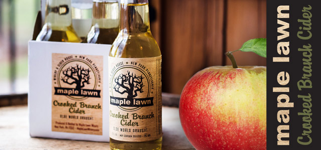 Crooked Branch Hard Cider - Pennsylvania