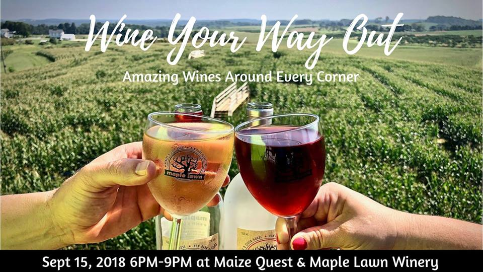 Wine Your Way Out 2018